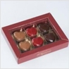 Box of 6 Sparkling Hearts